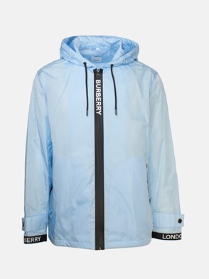 BURBERRY - LIGHT BLUE STRETTON JACKET