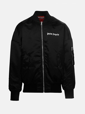 PALM ANGELS - BLACK JACKET