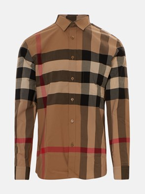 BURBERRY - CAMICIA SOMERTON CHECK