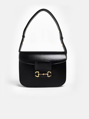 GUCCI - BLACK 1955 HORSEBIT BAG