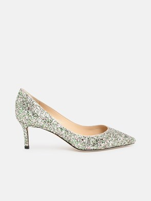 JIMMY CHOO - DECOLLETE ROMY 60 VERDI