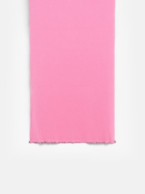 GUCCI - BROWN AND PINK SCARF