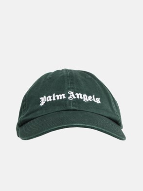 PALM ANGELS - CAPPELLINO VERDE