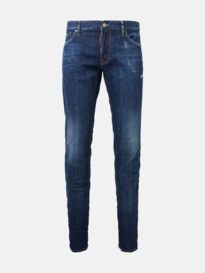 DSQUARED2 - JEANS BLU SCURI