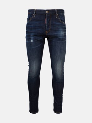DSQUARED2 - JEANS SEXY TWIST BLU