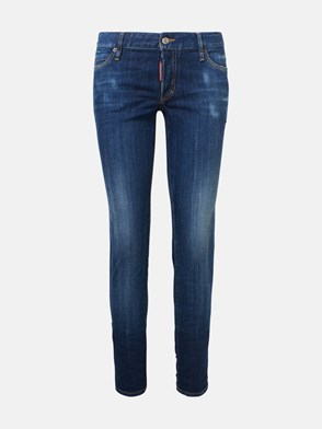 DSQUARED2 - JEANS JENNIFER BLU SCURI