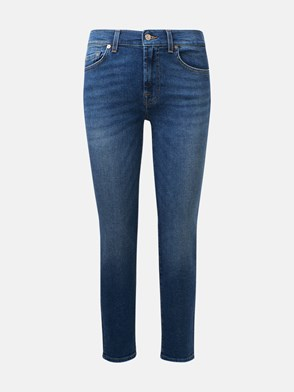 7 FOR ALL MANKIND - JEANS BLU