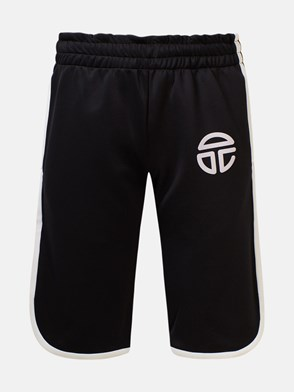 TELFAR - BLACK BERMUDA SHORTS