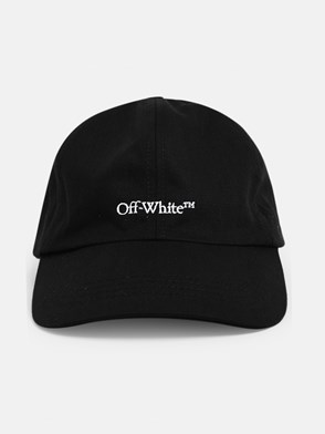OFF WHITE - CAPPELLINO NERO