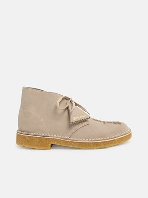 PALM ANGELS - DESERT BOOT BEIGE