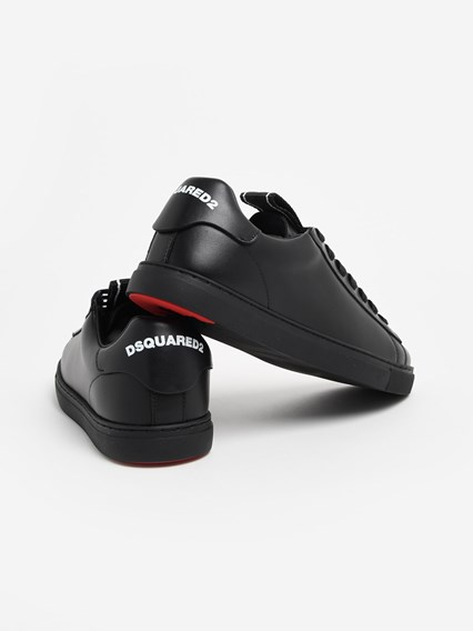 dsquared2 SNEAKERS NEW TENNIS NERE