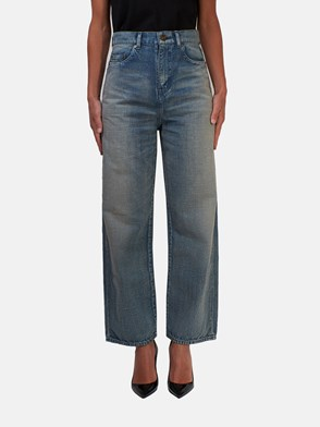 SAINT LAURENT - JEANS BLU