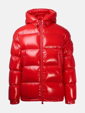 MONCLER - GIACCA ECRINS ROSSA