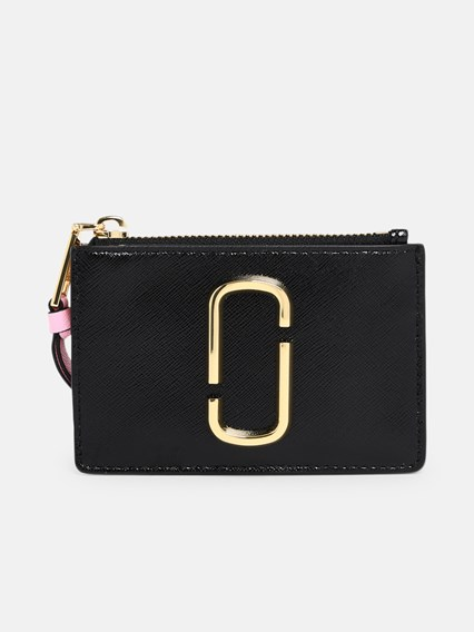 THE MARC JACOBS NEW BLACK COIN HOLDER  - COD. M0014283             003