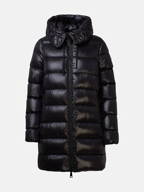 MONCLER - BLACK SUYEN COAT