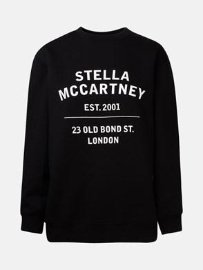 STELLA McCARTNEY - FELPA 23 OLD BOND NERA