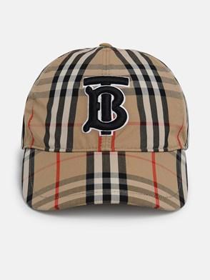 BURBERRY - BEIGE HAT