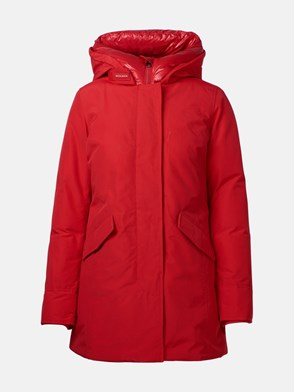 WOOLRICH - PARKA ARCTIC NF ROSSO
