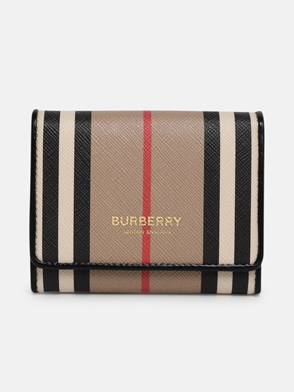 BURBERRY - SIDNEY CHECK WALLET