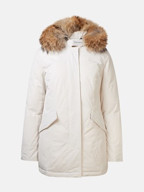 WOOLRICH - PARKA LUXURY ARCTIC BIANCO