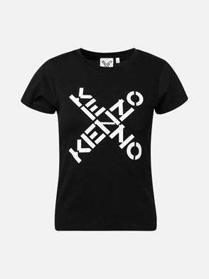 KENZO - T-SHIRT NERA