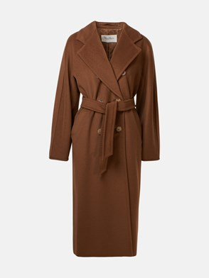 MAX MARA - CAPPOTTO MADAME MARRONE