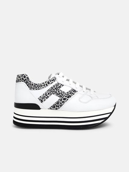 SNEAKERS H283 H LEO BIANCHE