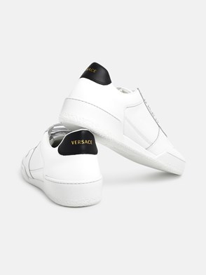VERSACE - SNEAKERS ILUS TALL.NERO BIANCH