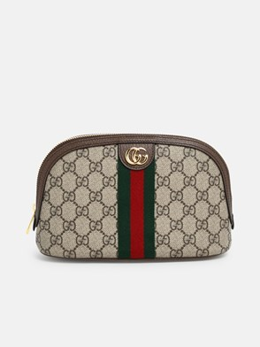 GUCCI - BEAUTY CASE OPHIDIA GG SUPREME