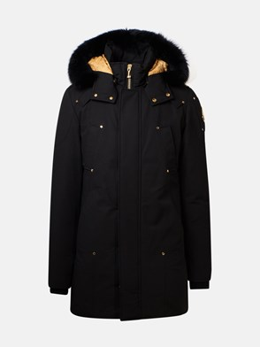 MOOSE KNUCKLES - PARKA STAG LAKE NERO