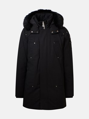 MOOSE KNUCKLES - PARKA STIRLING NERO