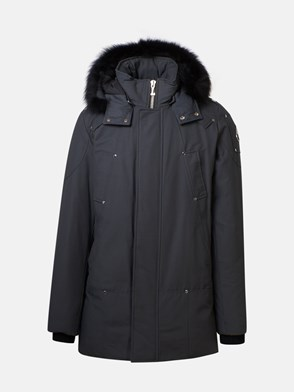 MOOSE KNUCKLES - PARKA STIRLING GRIGIO