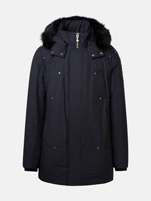 MOOSE KNUCKLES - PARKA STIRLING BLU