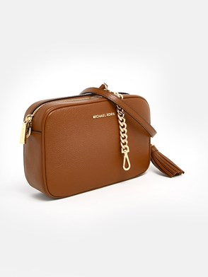 MICHAEL MICHAEL KORS - TRACOLLA CAMERA BAG MD MARRONE