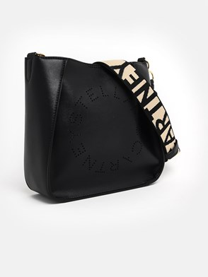 STELLA McCARTNEY - TRACOLLA CROSSBODY SOFT NERA