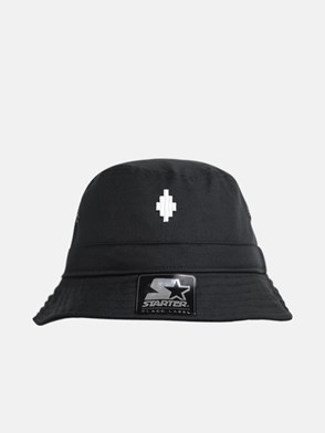 MARCELO BURLON COUNTY OF MILAN - CAPPELLO LOGO NERO