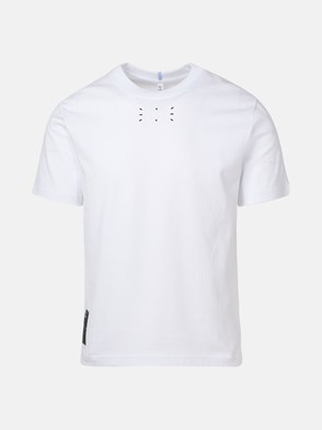 McQ BY ALEXANDER MCQUEEN - T-SHIRT REGULAR TEE BIANCA