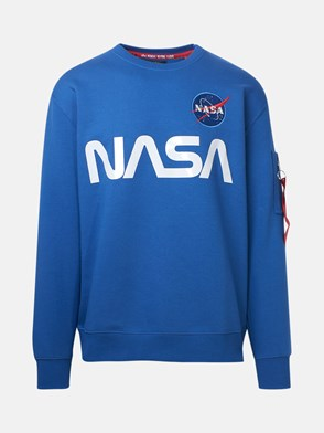 ALPHA INDUSTRIES - FELPA NASA REFLECTIVE BLUETTE