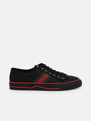 GUCCI - SNEAKERS GG NERE