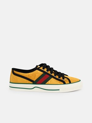 GUCCI - SNEAKERS GG GIALLE