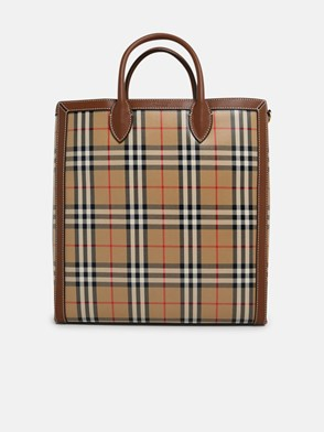 BURBERRY - SHOPPING MD KANE CHECK