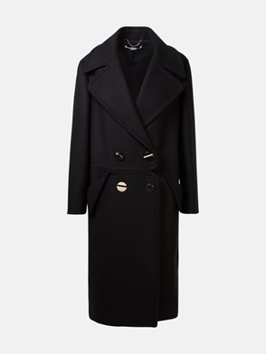 STELLA McCARTNEY - BLACK CORY COAT