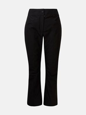 MONCLER GRENOBLE - BLACK SKI PANTS