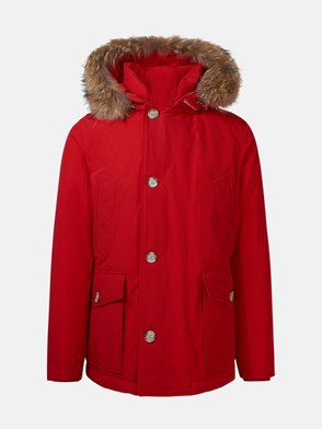 WOOLRICH - PARKA ARCTIC ANORAK ROSSO