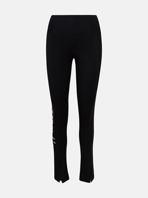 OFF WHITE - LEGGINS ATHLEISURE NERI