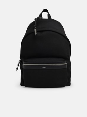 SAINT LAURENT - ZAINO NERO