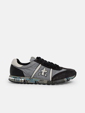 PREMIATA - SNEAKERS LUCY GRIGIE