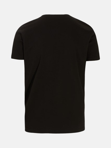 ALPHA INDUSTRIES T-SHIRT NASA REFLECTIVE NERA - COD. 178501               03