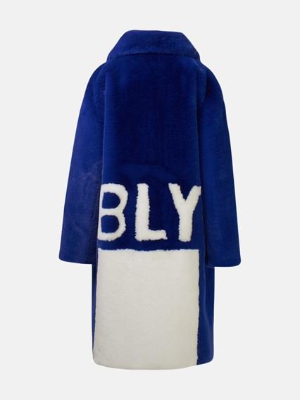 BULLY ECOPELLICCIA BLU - COD. YA20 024             ROYAL