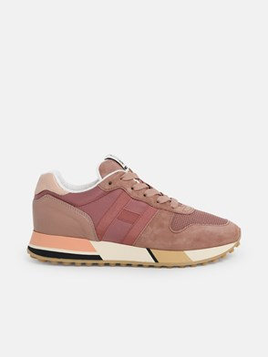 HOGAN - SNEAKERS H383 ROSA
